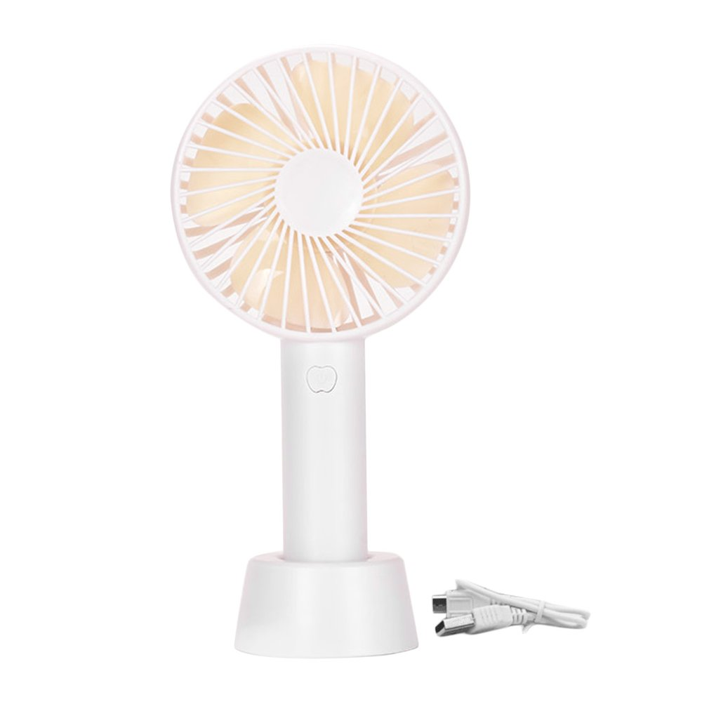 Portable Size USB Handheld Air Conditioner Cooling Fan Summer Air Conditioner Cooler Cooling Fan For Home Office Best Gift