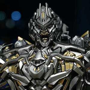 Image 5 - MPM08 MPM 08 transformacja Galvatron Mega Oversize Alloy oryginalna duża figurka KO zabawkowe roboty