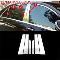 Auto Window Body Deur Handvat Automobiel Chroom Gemodificeerde Auto Styling Protecter 14 15 16 17 18 19 Voor Mercedes Benz S Klasse