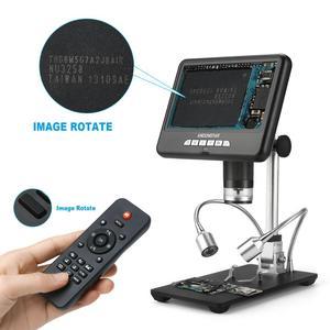 Image 5 - Цифровой 3d микроскоп Andonstar AD207, инструмент для пайки на большие расстояния, для ремонта электронных телефонов/печатных плат/SMD, с функцией вращения изображений