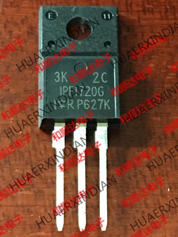 Новый и оригинальный IRFI720G TO-220F 400V 2.6A
