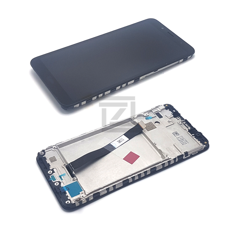 Image 3 - for Xiaomi Redmi 7A LCD Display Touch Screen Digitizer Assembly with Frame for redmi 7a display replacement Repair Spare Parts-in Mobile Phone LCD Screens from Cellphones & Telecommunications on