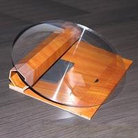 Custom Fresnel Lens LED Lighting Flashlight DIY Projector Lens Diameter 490mm