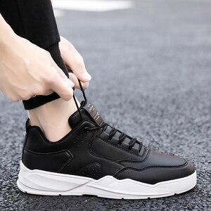 Image 4 - BIGFIRSE נעליים יומיומיות לגברים הליכה אופנה גברים נעלי נעלי גברים נוחים חיצוני מותג פנאי נעלי Zapatillas Hombre