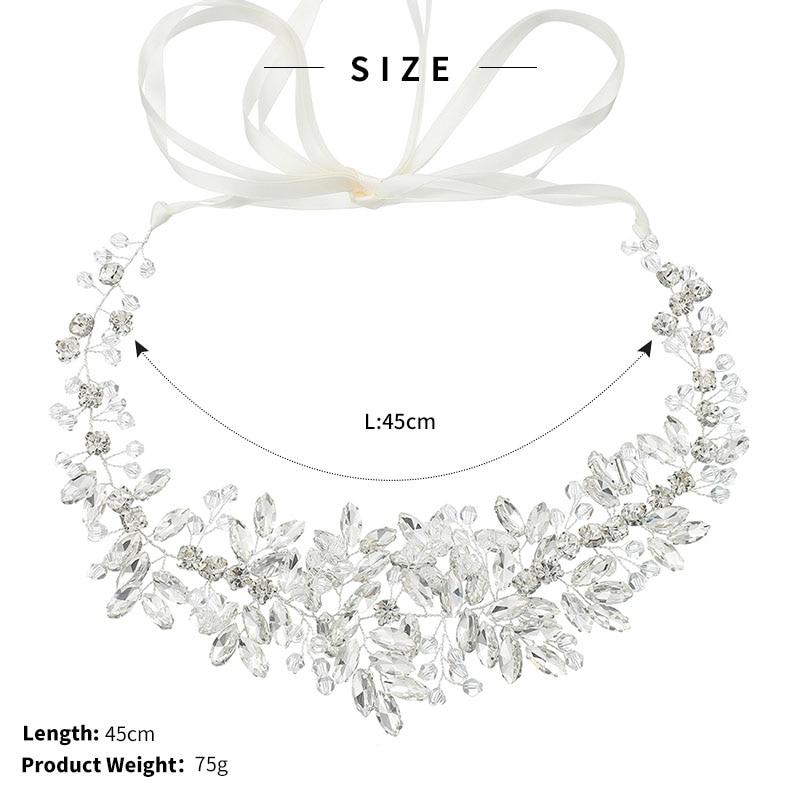 crystal beads belt