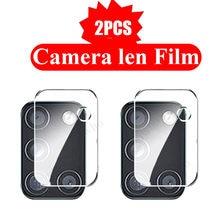 2pcs Kamera Objektiv Glas für Samsung Galaxy M31 M31S M51 A12 S21 Ultra S20 FE Plus screen Protector Film handy zubehör