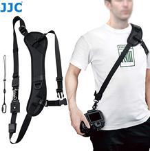 カメラストラップアルカスイスクイックリリースショルダーネックストラップスリングベルトクロスボディストラップデジタル一眼レフカメラニコンキヤノンeos 80D 200D