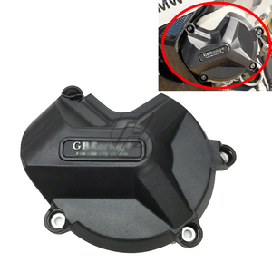 Image 5 - Motorcycles Secondary Engine Cover Set Case for BMW S1000RR S1000R 2009 2016 for GB Racing Tough PPA
