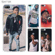 Uyellow YoungBoy Never Broke Again Lil Phone Case For Huawei Honor 8A 8X 8C 8S 9 9X 10 20 lite Pro Play 20i V20 Cover