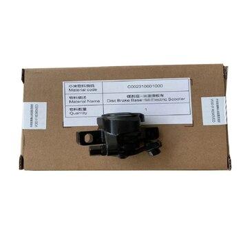 Freno hidráulico de aleación de aluminio actualizado para Scooter Eléctrico Xiaomi M365, piezas de pistón de disco hidráulico con Base de freno de disco Original