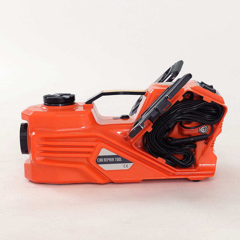 Car-Repair-Tool Lifting Garage Jack Emergency-Equipment Electric Hydraulic 12V 5T QZ035