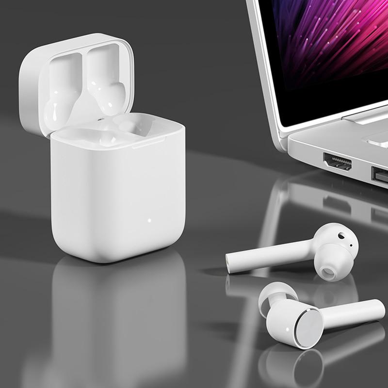 Xiaomi auriculares inalámbricos Bluetooth Air1 Binaural TWS auriculares inalámbricos AAC HD auriculares Xiaomi mi Airdots Pro - 6