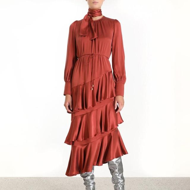 Autumn Dress - 3 Colors 1