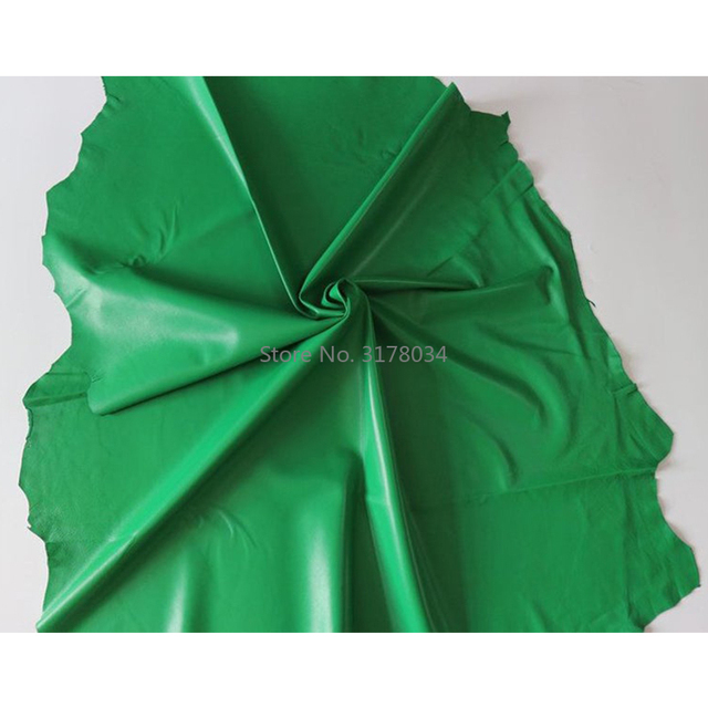 Soft genuine leather fabric sheet real sheepskin piece sewing leather material 200x300x1mm