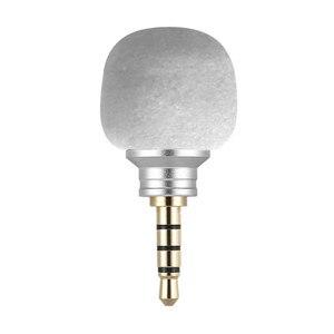Image 2 - Capsaver Mini Microfoon Voor Mobiel Smartphone Draagbare Draadloze Mic Kleine Microfoon Voor Android Telefoon 3.5Mm Jack