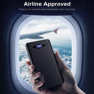 Image 5 - INIU Power Bank 10000mAh LED Display Dual 3A USB Portable Charger Powerbank External Battery Pack Poverbank For iPhone 8 Xiaomi
