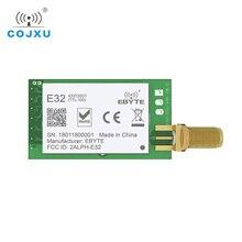 لورا SX1278 لورا وحدة TCXO 433MHz E32 433T20DT اللاسلكية وحدة rf لورا iot جهاز الإرسال والاستقبال UART طويلة المدى rf جهاز ريسيفر استقبال وإرسال
