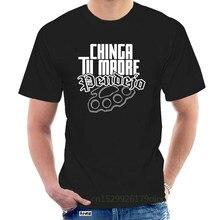 Camiseta de moda para hombre, prenda de vestir, con estampado de Pendejo Gang, de la Mafia mexicana, Puta Jefe, camisetas de moda para hombre 2018 @ 083363