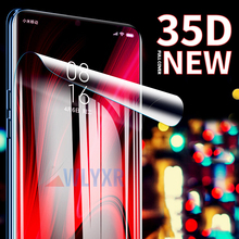 New 35D Screen Protector For Xiaomi Redmi Note 7 7S 5 6 7A K20 Pro Go Mi 9 CC9 8 Lite Hydrogel Film PocoPhone F1 Soft