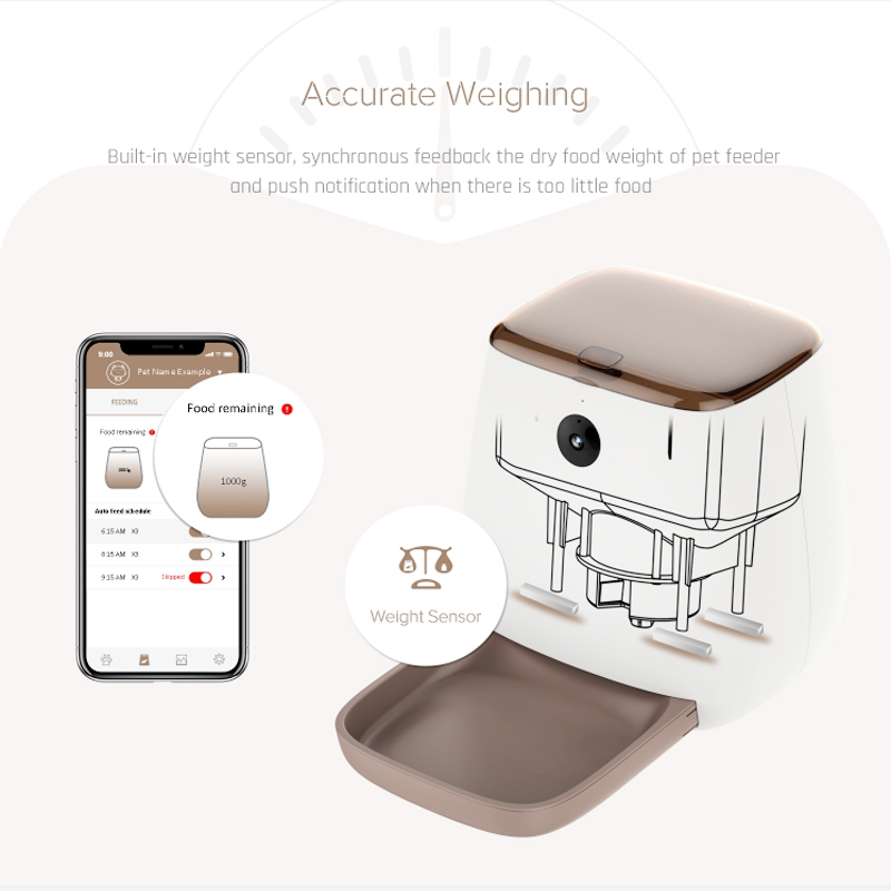 Automatic Smart slow Feeder Dispenser
