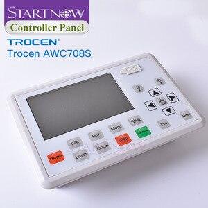 Image 5 - Заменяемая система управления с ЧПУ для режущего оборудования, запасные части, CO2 Лазерная плата управления 708S