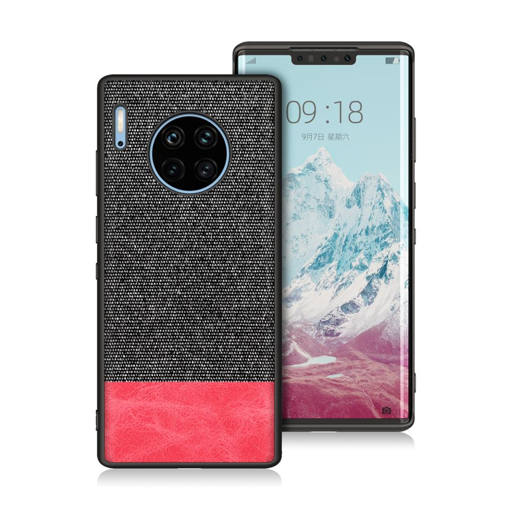 Armor Anti-Shock Cases For Huawei Mate 30 20 Pro 20X Lite 20RS Case Cover Soft Antishock Bumper For Huawei Mate30 Funda Cover