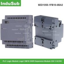 6ED1055-1FB10-0BA2 PLC Logic Module Logo! DM16 230R Expansion Module 230 V AC/DC 6ED1 055-1FB10-0BA2 one year warranty