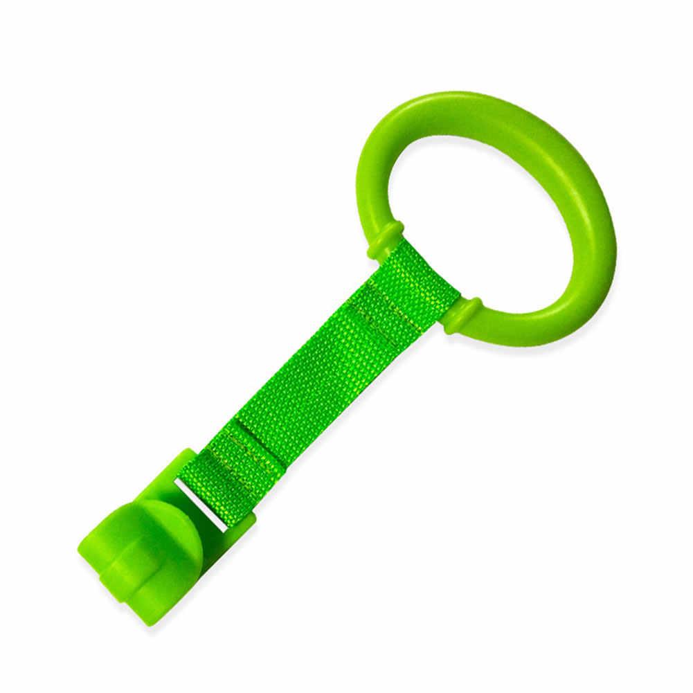 Balance Training Große Park Lernen Spaziergang Helle Farbe Kinderwagen Spielzeug Pull Spielzeug Baby Bett Ring Krippe Unterstützung Übung Entwicklung Hause