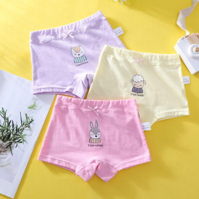 VIDMID new Baby Kids girls Panties Children Underwear Baby kids Girls Cotton Lovely unicorn Panties Children Clothes 7130 02 4