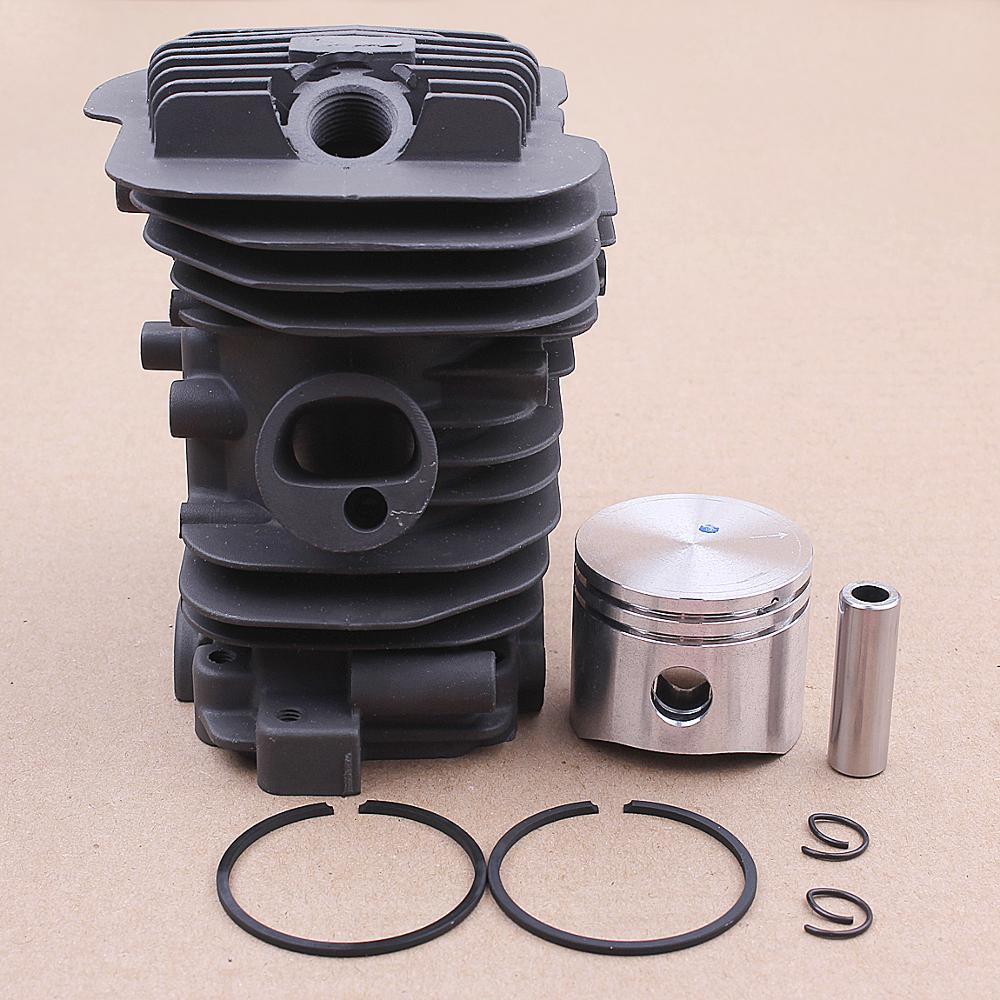 GS410 141SP Chainsaw OLEO Pin 941  MAC 141 Kit  Ring OEM Cylinder 50172021 40MM Replace SP Piston For EFCO