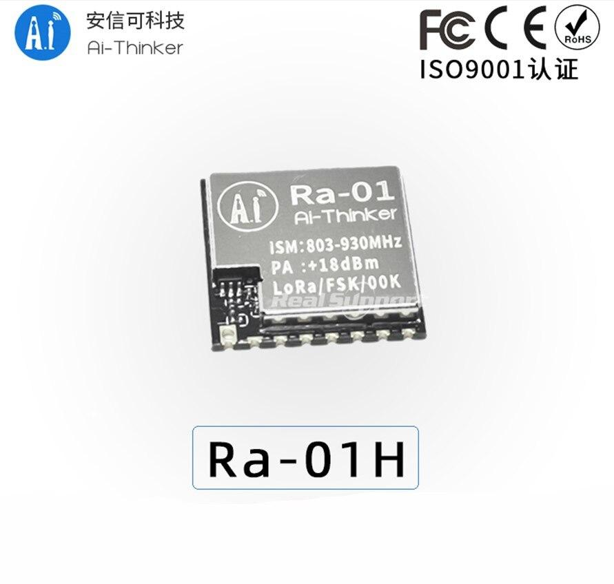 Ai-Thinker Ra-01H SX1276 LoRa Spread Spectrum Wireless Module 868MHz Wireless Serial Port SPI Interface