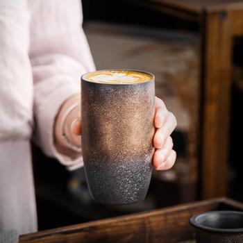 Kreatywne filiżanki do kawy i kubki podróże piwo mleko ceramiczne chiński Kung Fu kubek do herbaty o dużej pojemności porcelanowe filiżanki unikalny prezent Caneca tanie i dobre opinie CN (pochodzenie) Porcelany kubki do kawy W stylu japońskim Bez elementów Other Mugs Coffee mug 32 Ekologiczne Creative Coffee Cups