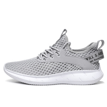 Breathable Mesh Casual Men Shoes Summer Sneakers Men Footwear Running Shoes Men's Lightweight Slip-on Sandals Zapatos De Hombre fashion leather men casual shoes breathable men sneakers lightweight walking shoes outdoor non slip footwear zapatos de hombre