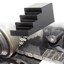 오토바이 모든 기본 드라이브 잠금 도구 잠금 허브 너트 트윈 캠 삽 범용 할리 CNC 가공 오토바이 액세서리