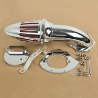 Motorcycle Spike Air Cleaner Kits Intake Filter For Yamaha V Star XVS 1100 Dragstar Classic