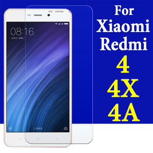 Protective glass on for xiaomi redmi 4x 4a 4 ksiomi x4 a4 a x mi tempered glas protector xiaomei xiomi xaomi redme rdmi redmi4(China)