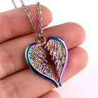 Rainbow Necklaces Fe...