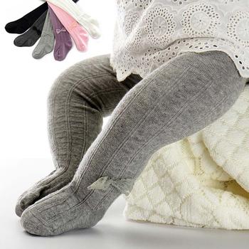 Miękkie noworodka spodnie dla niemowląt łuki bawełniane dziecięce legginsy dziecięce jesień dorywczo dziewczynka spodnie chłopięce niemowlę maluch spodnie ubrania tanie i dobre opinie faitolagi CN (pochodzenie) Kobiet W wieku 0-6m 7-12m 13-24m Stałe baby REGULAR Pełnej długości COTTON Poliester Na co dzień