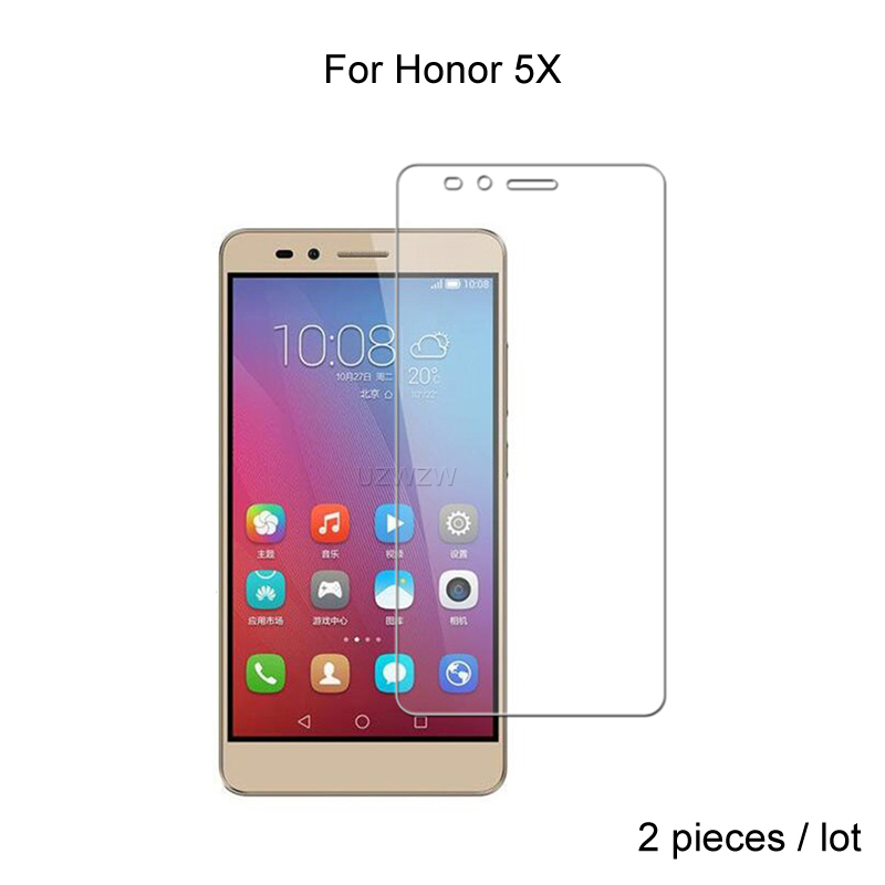 2pcs For <font><b>Huawei</b></font> <font><b>Honor</b></font> <font><b>5X</b></font> <font><b>Glass</b></font> Premium 2.5D Tempered <font><b>Glass</b></font> Screen Protector For <font><b>Huawei</b></font> <font><b>Honor</b></font> <font><b>5X</b></font> Protective <font><b>Glass</b></font> image