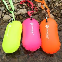 Inflatable Buoy Swimmers-Bag Open-Water Swimming-H8l3 PVC for Tow High-Visibility