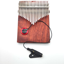 Pickup Pickup-Guitar-Accessories String-Instrument Microphone Violin Piezo-Contact Electric-Kalimba
