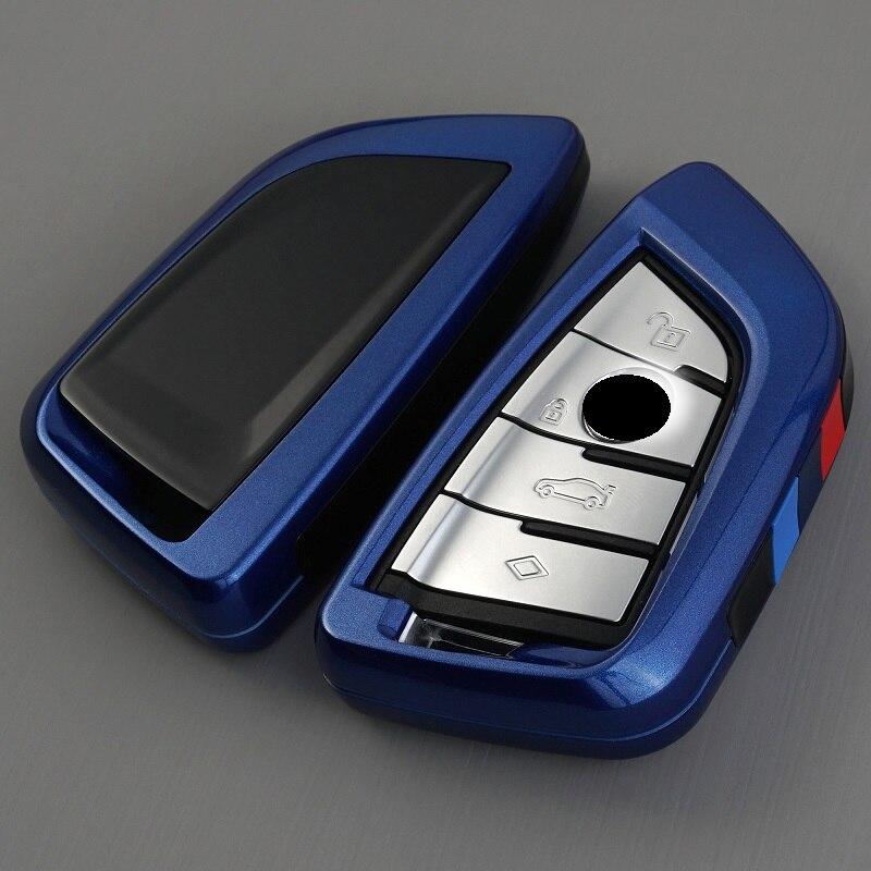 High quality Silicone car key chain case for BMW NEW X1 X5 F15 X6 F16 218i 220I
