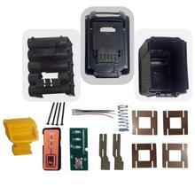 Подходит для дэвэи 18v/20v Мощность Инструменты 15 core dcb180