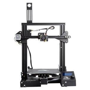 Image 2 - CREALITY 3Dเครื่องพิมพ์Ender 3 PROเครื่องพิมพ์ชุดพิมพ์หน้ากากยี่ห้อMWแก้วตัวเลือก3D Drucker Impresoraเครื่องพิมพ์ชุด