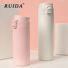304 Stainless Steel Business Vacuum Flask Coffee Mug Portable Thermos Mugs Outdoor Travel Insulated Bottle Home Office Thermocup