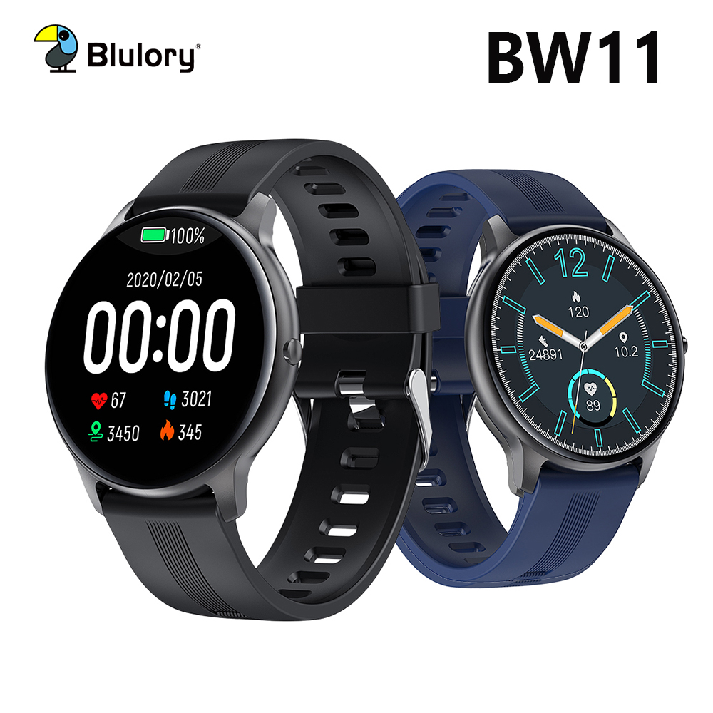 Permalink to Blulory BW11 Smart Watch Women IP68 Waterproof Heart Rate Monitor Sleep Monitoring Smartwatch Men for IOS Android watch