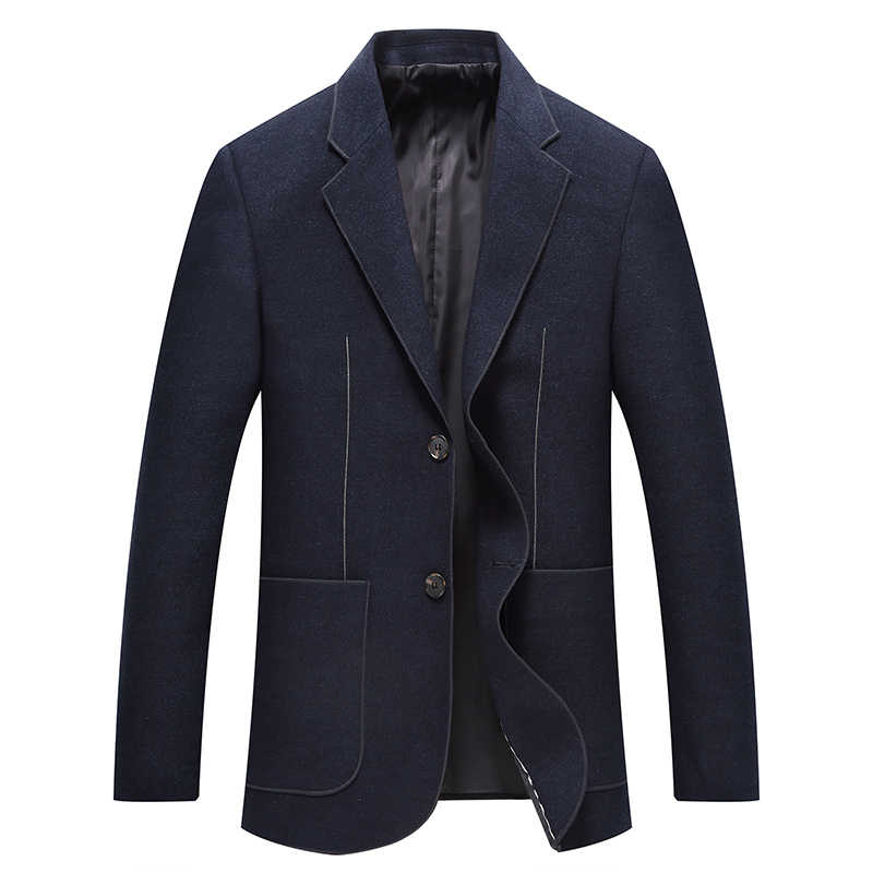 새로운 비즈니스 캐주얼 도착 럭셔리 남성 블레이저 새로운 봄과 autu 패션 브랜드 고품질 슬림 맞는 남성 정장 블레이저 남성