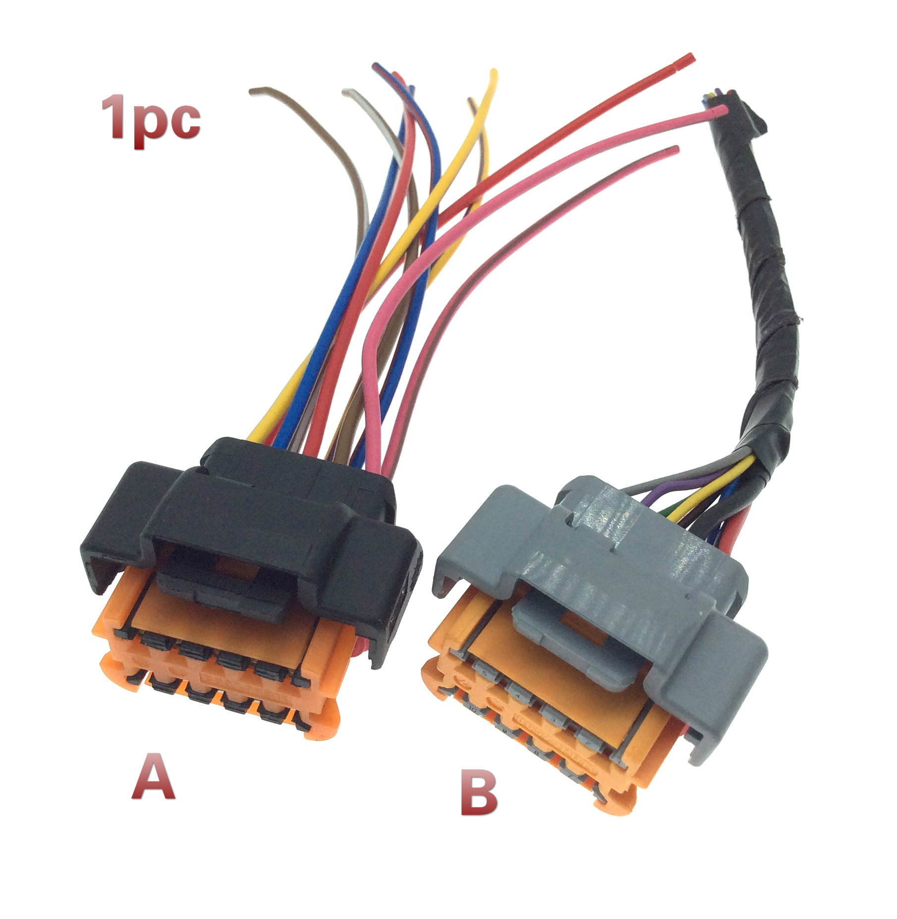 1pc original brand new for Peugeot 508/408/308 headlight plug wiring harness connector cable housing