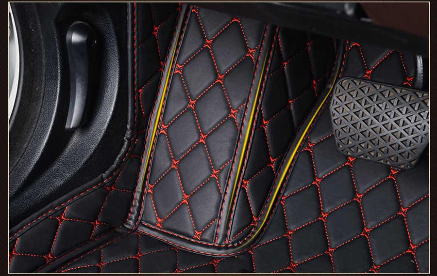 עור רכב רצפת מחצלות לאופל כל מודלים אסטרה h j g mokka insignia Cascada corsa אדם ampera אנדרה zafira סטיילינג