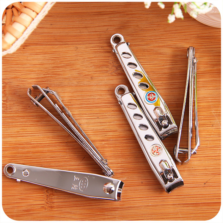 E323 Four-Hole Nail Scissors A Nail Scissors Nail Clippers Extra-value Manicure Implement Home The Department Store
